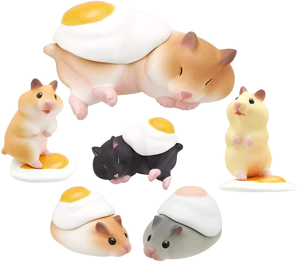 Kitan Club - Hamster 'N Egg Blind Box - Assorted Styles - Legacy Toys