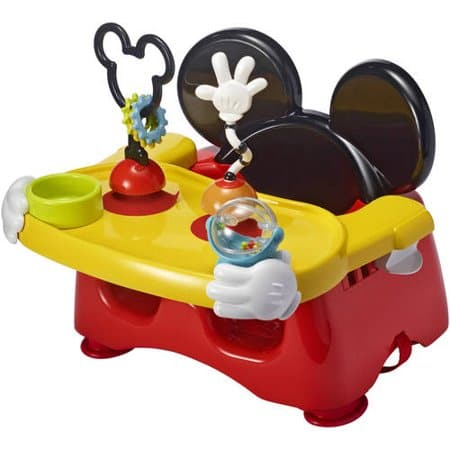 The First Years Disney Mickey Helping Hands Feeding Seat - Legacy Toys