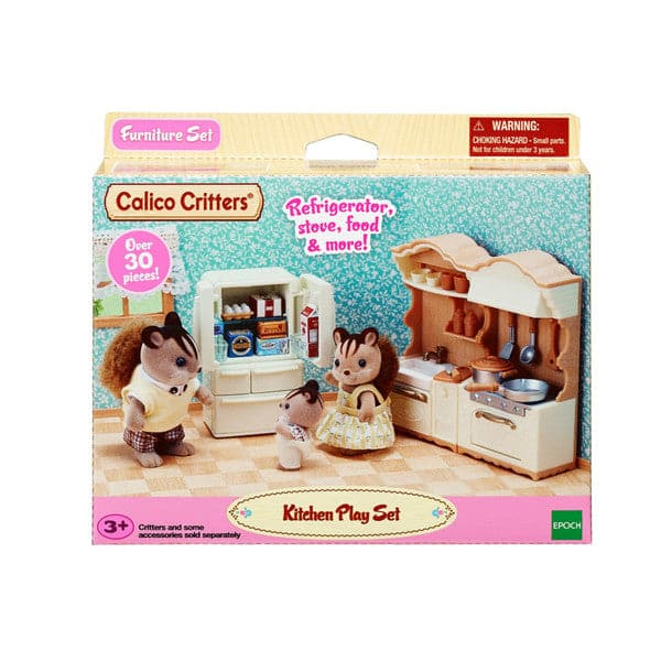 Calico Critters Kitchen Play Set - Legacy Toys