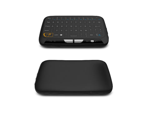 b483c32502c NEW Mini H18 Wireless Keyboard 2.4 G Portable Keyboard With Touchpad Mouse  for Windows Android/