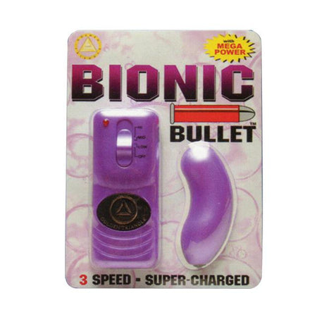 Bionic Bullet (Curved)  Vibrator