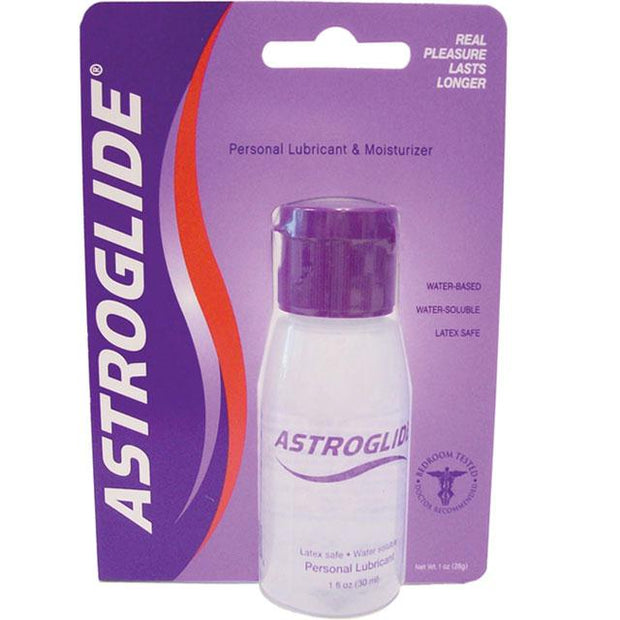 Astroglide 1 fl oz Personal Water Based Lubricant
