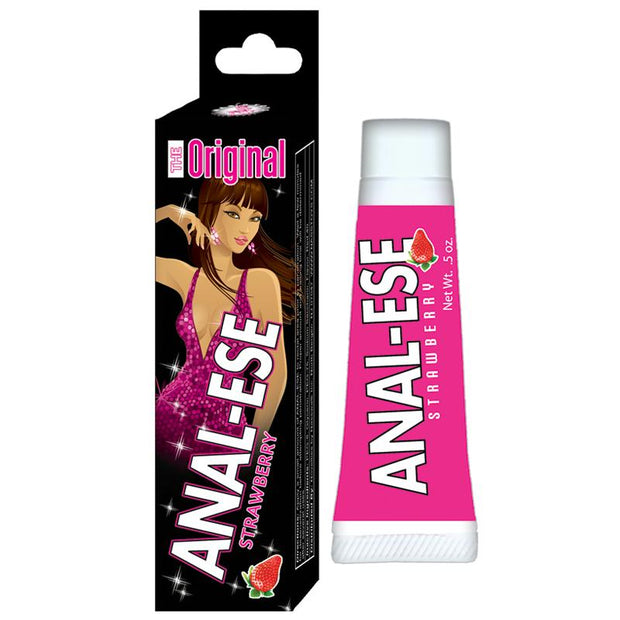 Anal Ese Home Party Strawberry .5oz.