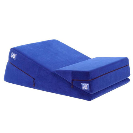 Liberator Wedge and Ramp Combo Blue