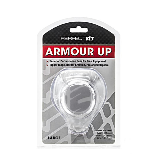 Armour Up - Clear - Large