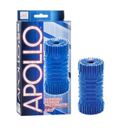 Apollo Reversible Masturbator Grip - Blue