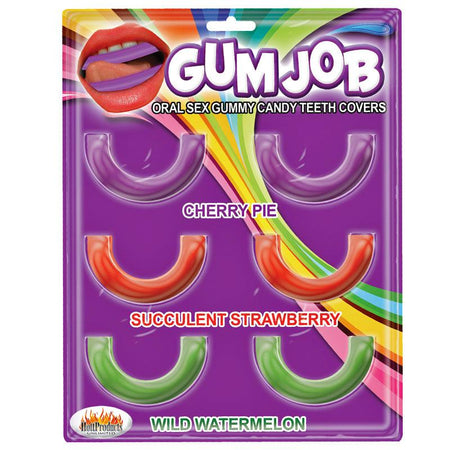 Gum Job-Oral Sex Candy Teeth Covers