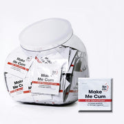 A&E Make Me Cum Clit Sensitizer 2.5ml Foil Pack 144Pcs-Tub