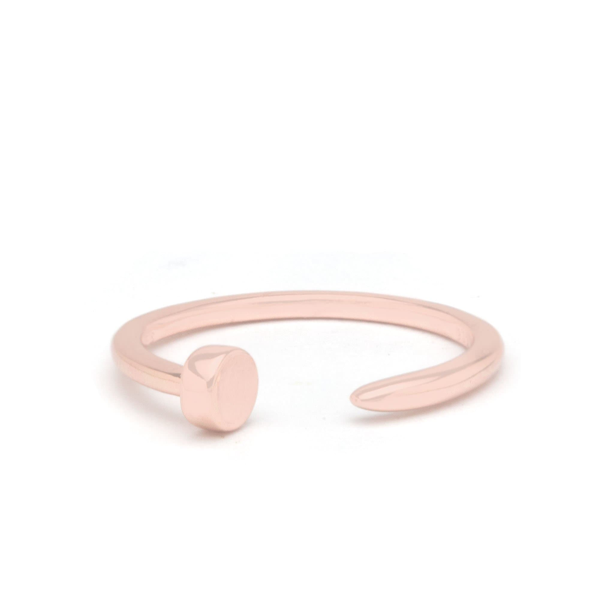 Jeanne's Jewels Rings Rose Gold / 5/6 Ximena