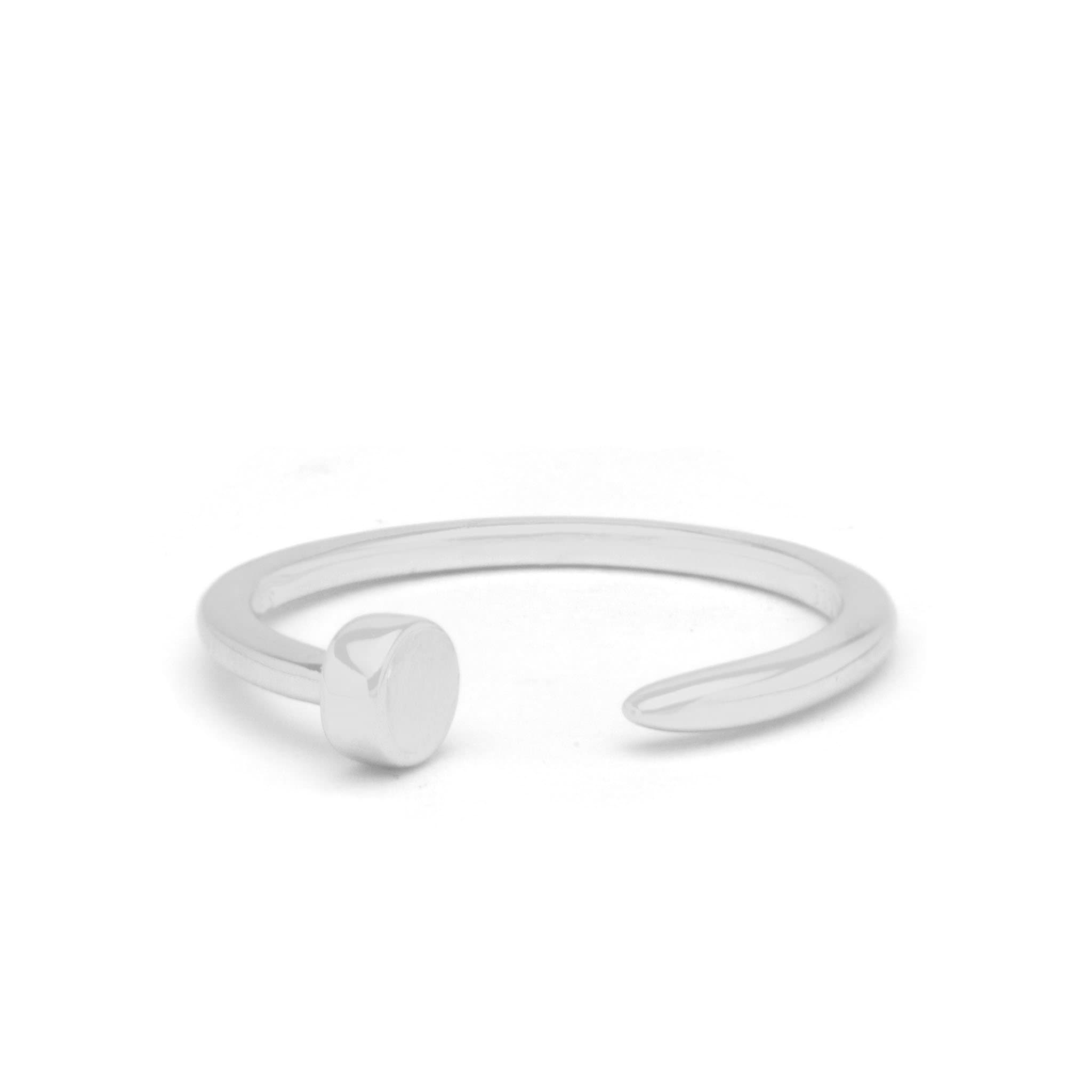 Jeanne's Jewels Rings White Gold / 5/6 Ximena