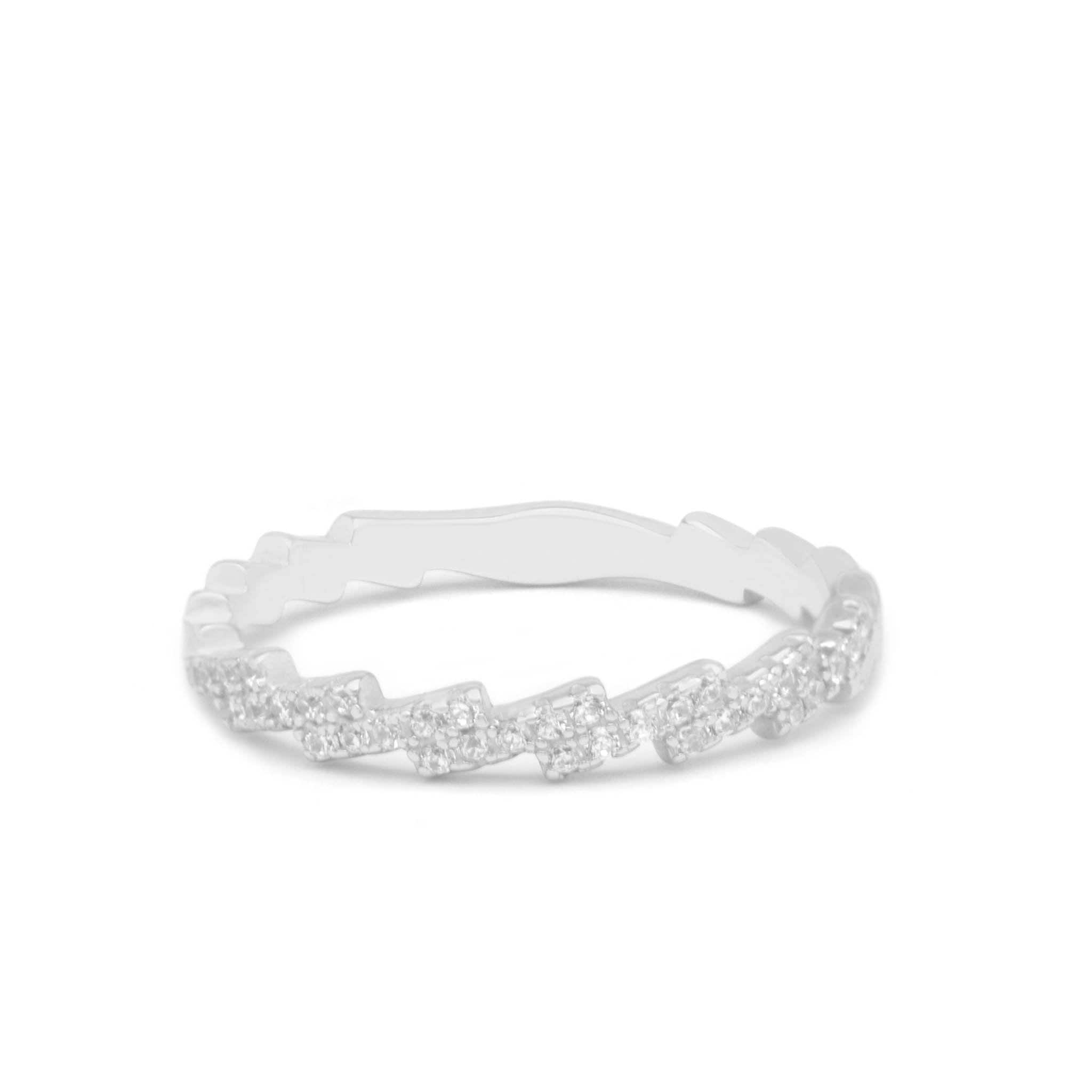 Jeanne's Jewels Rings White Gold / 5 Rylee