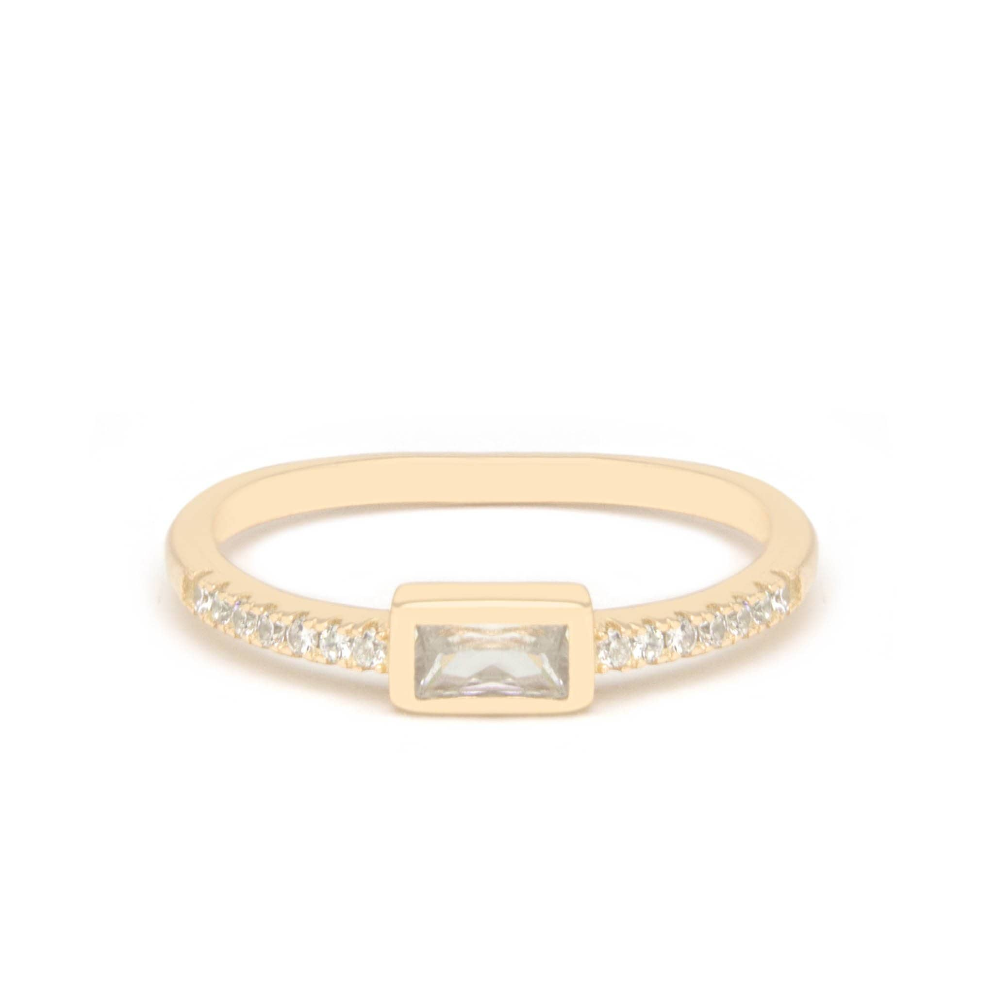 Jeanne's Jewels Rings Yellow Gold / 5 Athena
