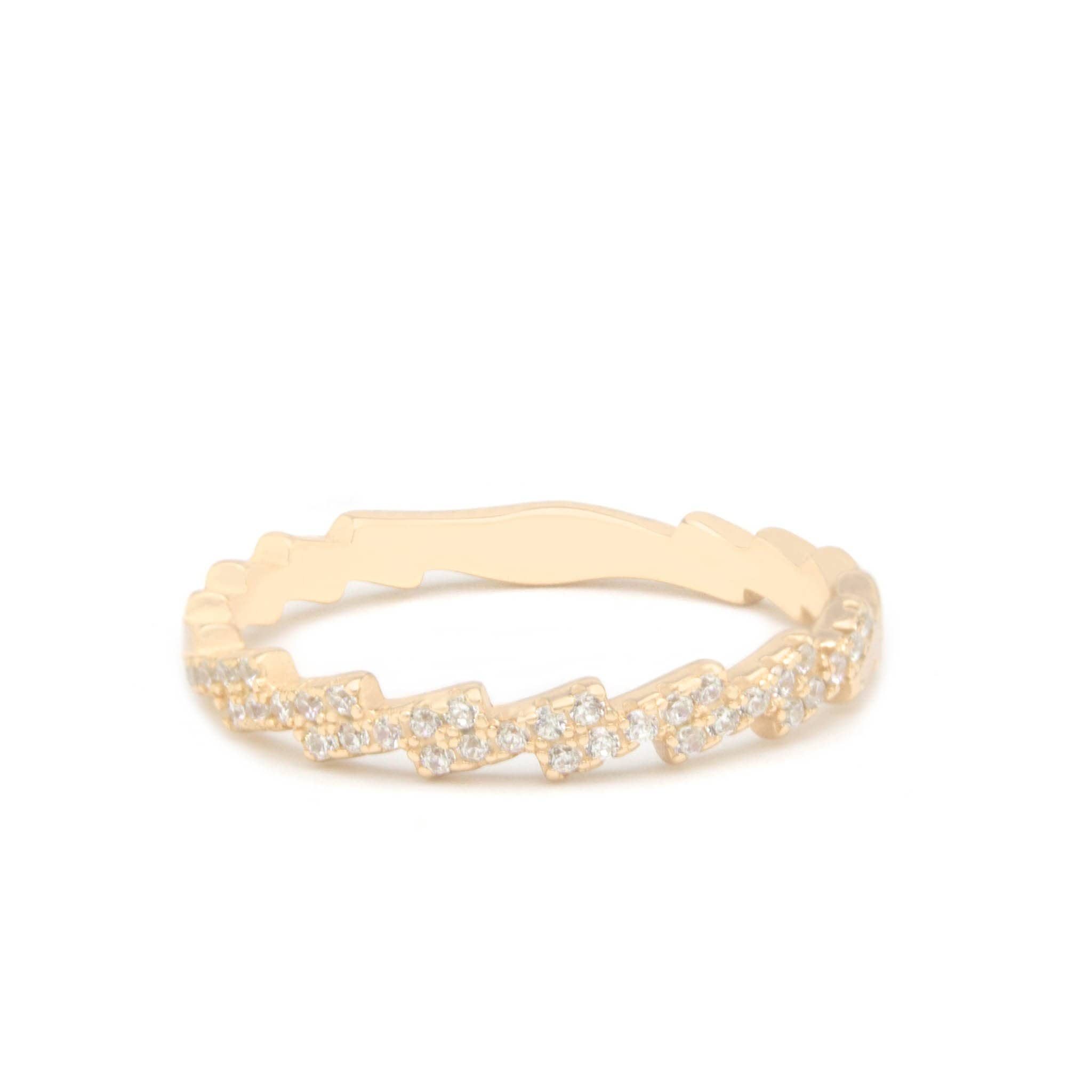 Jeanne's Jewels Rings Yellow Gold / 5 Rylee