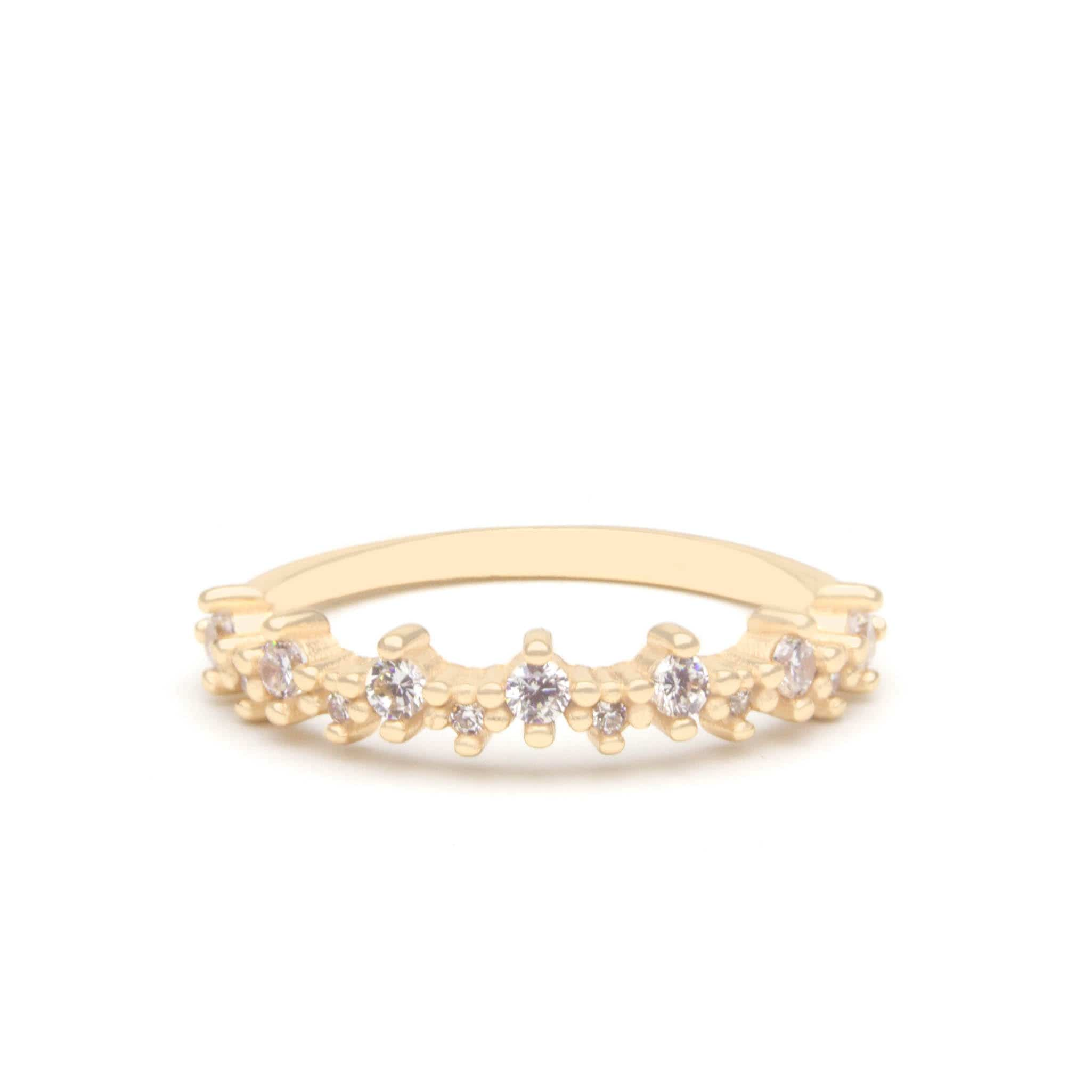 Jeanne's Jewels Yellow Gold / 5 Aubree