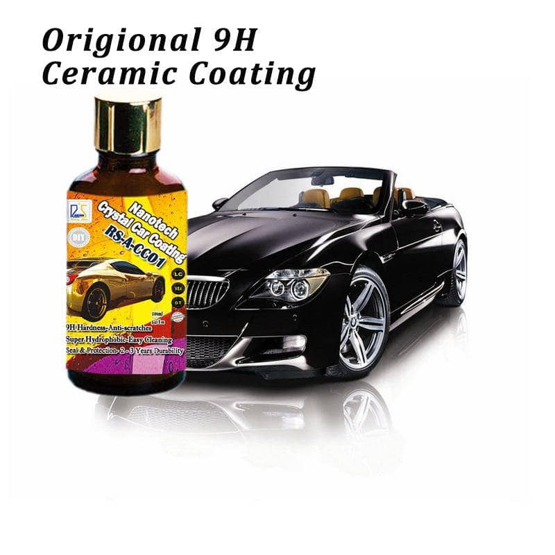 Nano Ceramic Car Care Coating