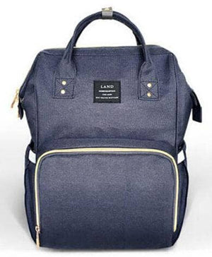 DESIGNER MOMMY NAPPY BAG