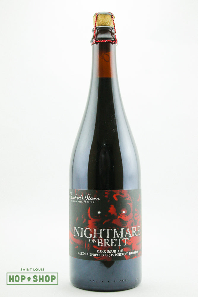 Crooked Stave Nightmare On Brett