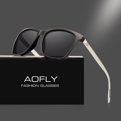 Classic Fashion Polarized Sunglasses Unisex