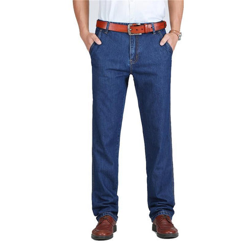 100% Pure Cotton Straight Leg Jeans