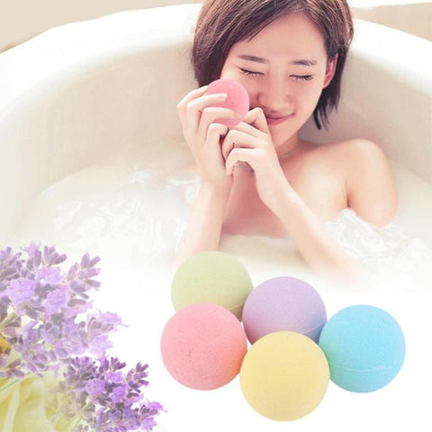 Sea Salt Bath Ball Soap