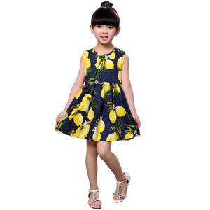 Girls Summer Dress 3 - 10 Years