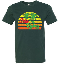 Irie Sunset Vybez Men's Tee