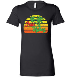 Irie Sunset Vybez Women's Tee