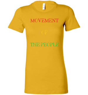 Women's Movement of the People Tee