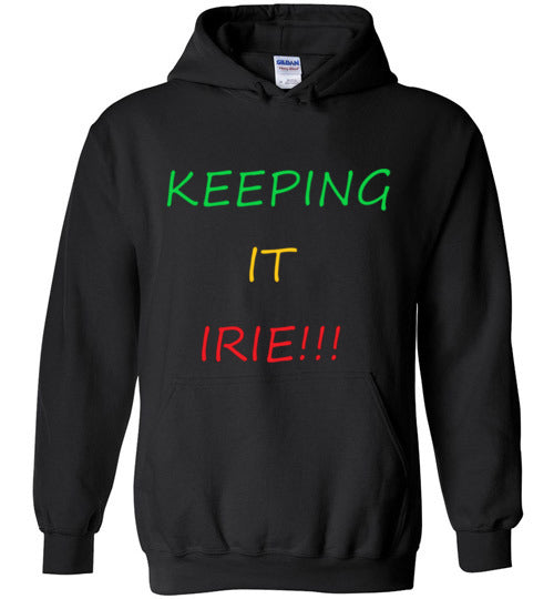 Keeping it irie! Hoodie