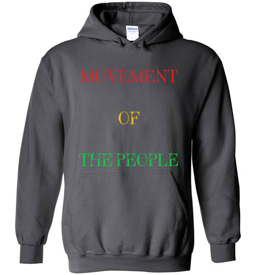 Movement of the People Hoodie