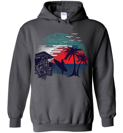 Surf and Shine Hoodie