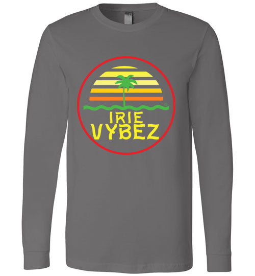 Beach Sunset IVG Unisex Long Sleeve