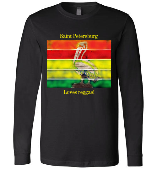 Saint Petersburg Loves Reggae Long Sleeve