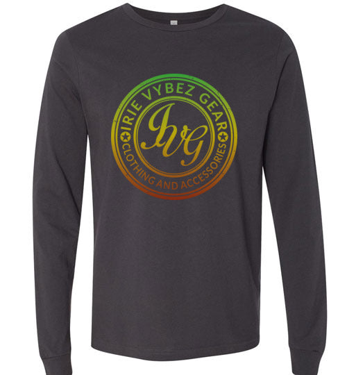 Unisex IVG Medallion Long Sleeve Tee