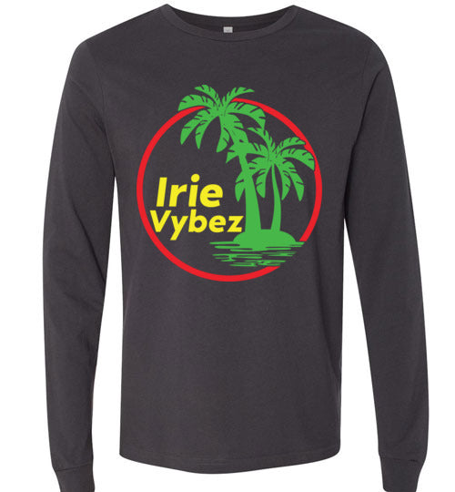 Palm Breezes Unisex Long Sleeve Tee