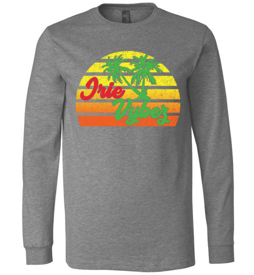Irie Sunset Vybez Long Sleeve (Unisex)