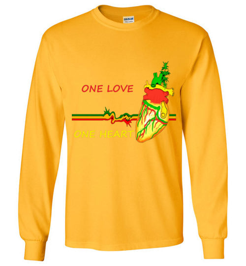 One Love One Heart long sleeve