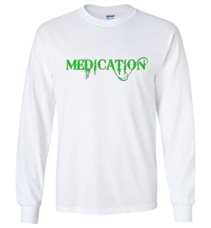 Medication Long sleeve T-Shirt