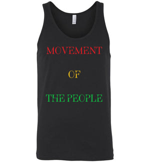 Men's Movement of the People Tank