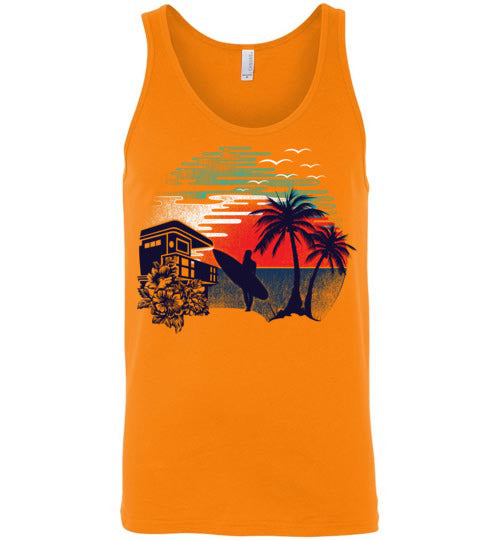 Surf and Shine Men's Tank