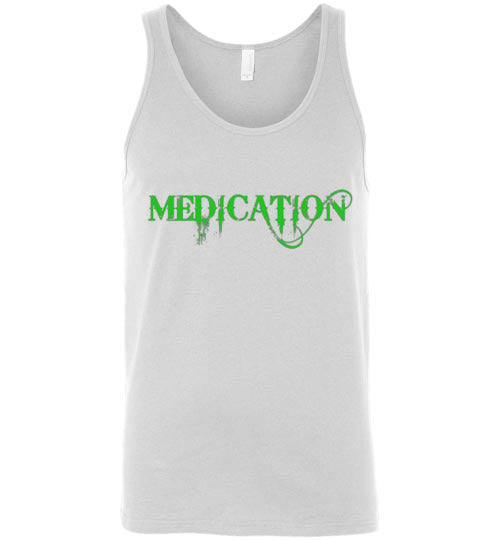 Men's Medication Tank