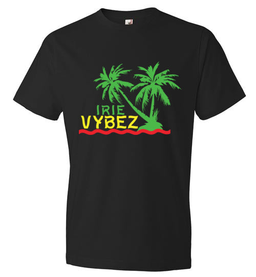 Irie Breezy Vybez Men's Tee reggae clothing
