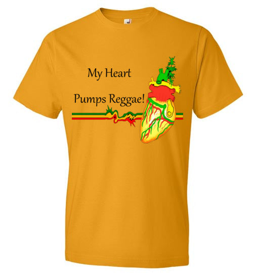My Heart Pumps Reggae