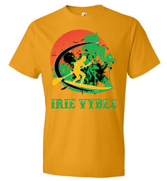 Irie Vybez Logo Beach Tee (Men)