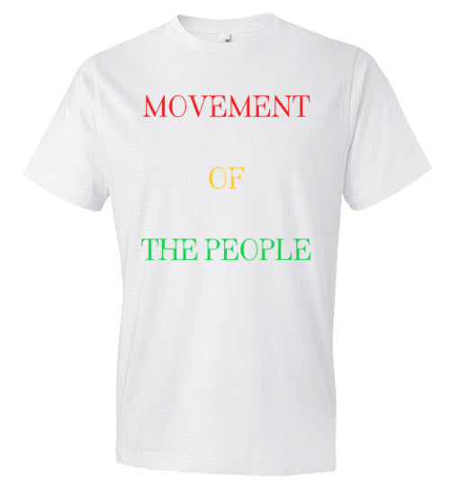 Men's Movement of the People Tee