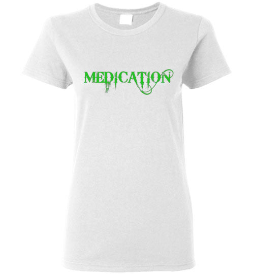 Women's Medication Tee
