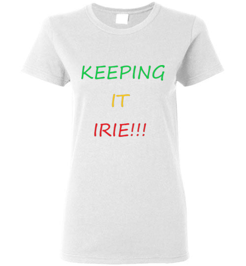 Women's Keeping it irie! Tee