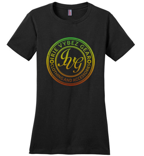 Women's IVG Medallion Tee