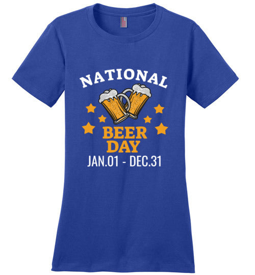 National Beer Day! Women's Top