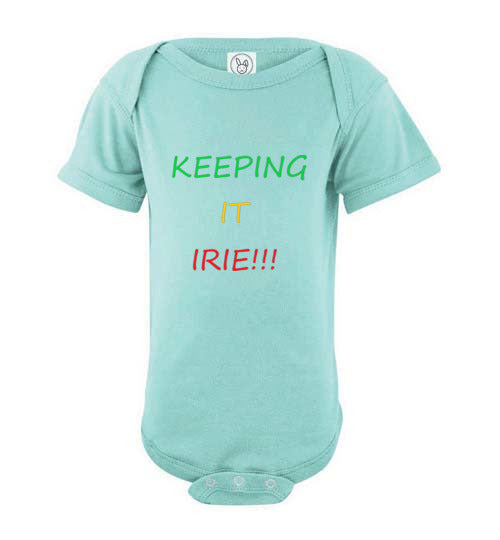 Infant Keeping it irie! Jumper